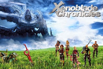 Xenoblade Chronicles - Promo Art