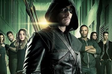 Arrow - Promo Art