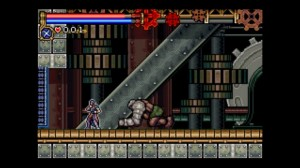 Castlevania- Circle of the Moon - Gameplay