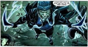 DC Comics - Captain Boomerang