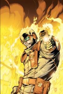DC Comics - Heat Wave