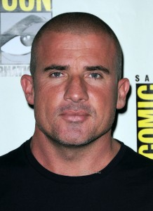 Dominic Purcell - Mugshot