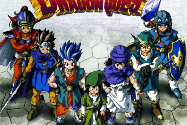 Dragon Quest - Heroes Art