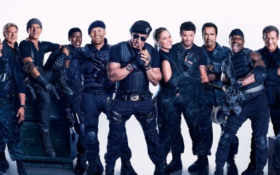 Expendables 3 - Promo Art