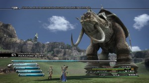 FFXIII - Gameplay 2