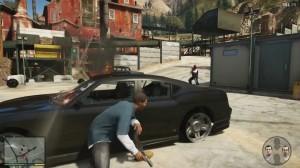 GTA V - Gameplay 1