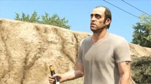 GTA V - Gameplay 2