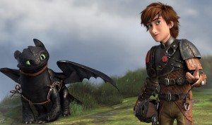 HTTYD2 - Footage