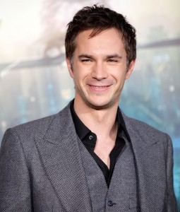 James D'Arcy - Upper Shot
