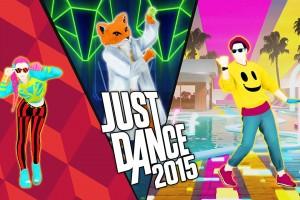 Just Dance 2015 - Promo Art