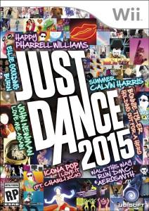 Just Dance 2015 - Wii Box Art