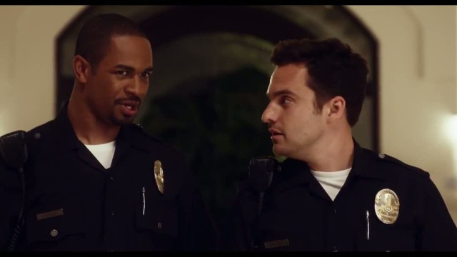 Let's Be Cops - Footage 1