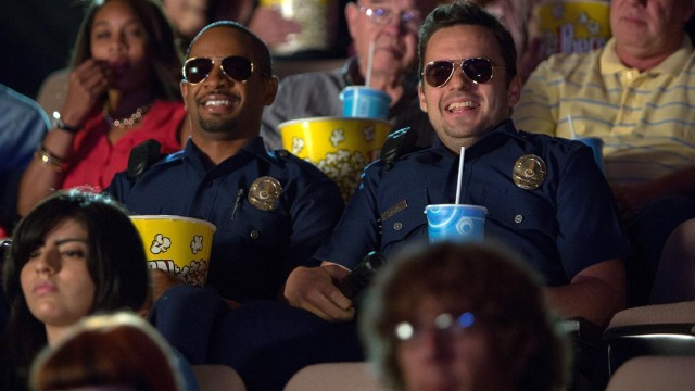 Let's Be Cops - Footage 2