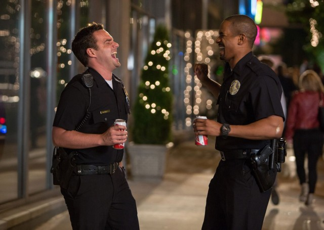 Let's Be Cops - Footage 4