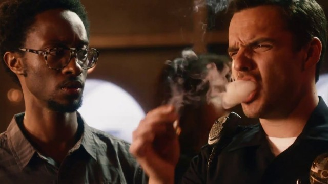 Let's Be Cops - Footage 6