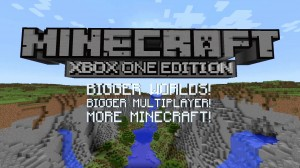 Minecraft- Xbox One Edition - Logo