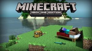 Minecraft- Xbox One Promo Art