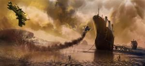 Titan - Concept Art