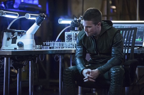 Arrow - Footage 1
