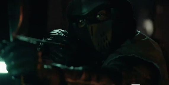 Arrow - Footage 4