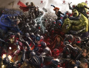 Avengers 2 - Wallpaper
