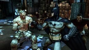 Batman- Arkham Asylum - Gameplay