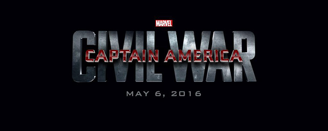 Captain America- Civil War - Logo