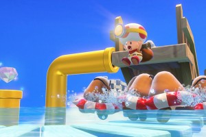 Captain Toad - Gameplay 1