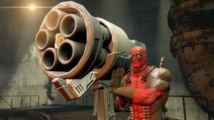 Deadpool - Game Footage