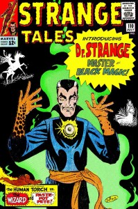 Doctor Strange - Comic Debut