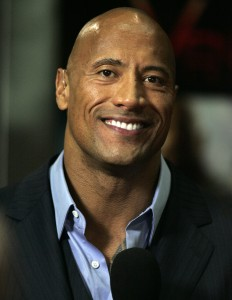 Dwayne Johnson - Mugshot