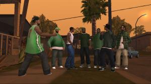 GTA- San Andreas - Gameplay