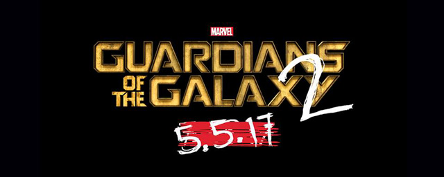 Guardians of the Galaxy 2 - Logo