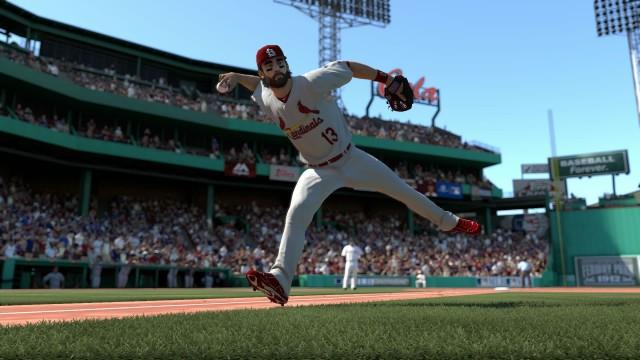 MLB 14 - Gameplay 1