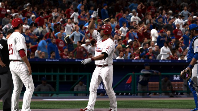 MLB 14 - Gameplay 5