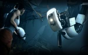 Portal 2 - Promo Art
