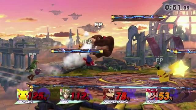 Super Smash Bros. - Amiibo