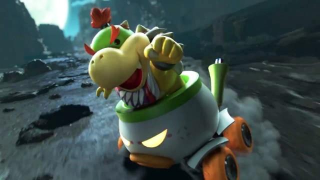 Super Smash Bros. - Bowser Jr.