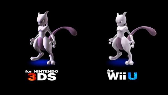 Super Smash Bros. - Mewtwo
