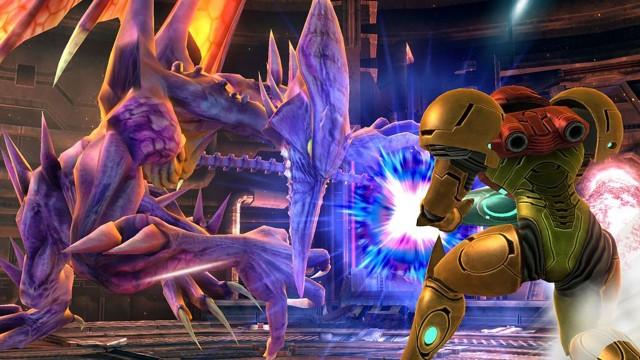 Super Smash Bros. - Ridley
