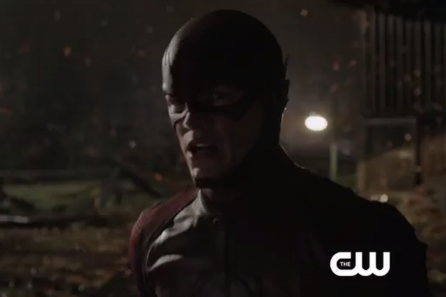The Flash - Footage 3