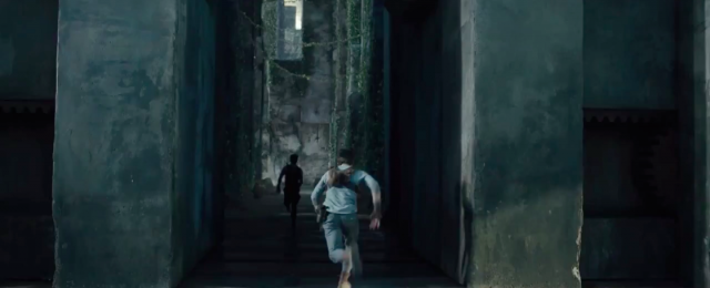 The Maze Runner - Footage 9