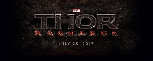Thor- Ragnarok - Logo