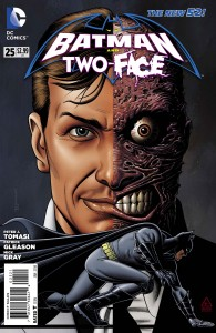 Two-Face - DC Comics