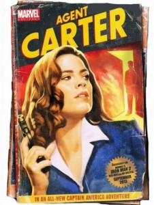 Agent Carter - Comic Art