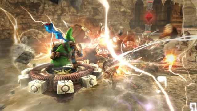 Hyrule Warriors - Spinner