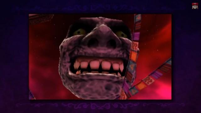 Majora's Mask 3D - Gameplay