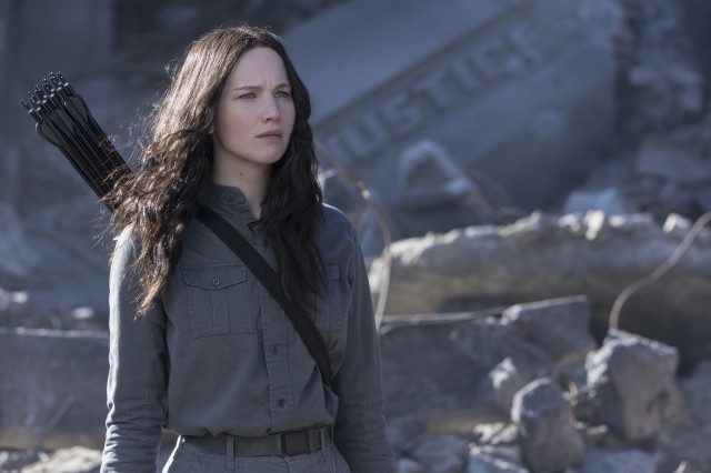 Mockingjay - Footage 10