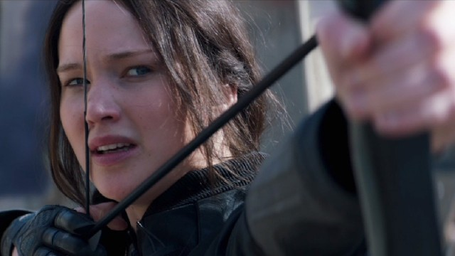 Mockingjay - Footage 3