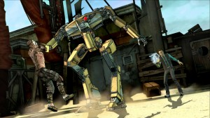 Tales from the Borderlands - Gameplay